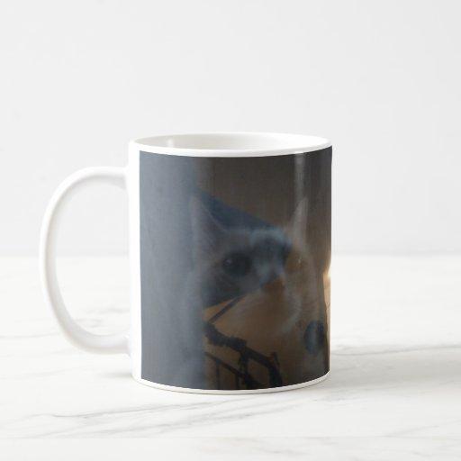 Wistful big mug
