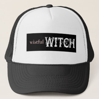 Wistful Witch Trucker Hat