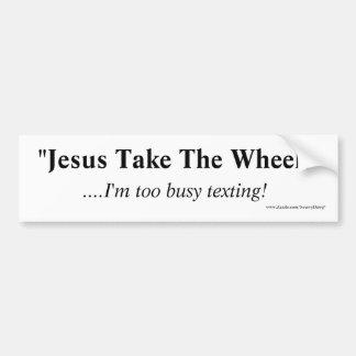 Wit & Humor Bumper Sticker