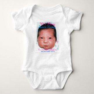 Wit & Whimzy Reborn Nursery -Custom-Daniel-Creeper Baby Bodysuit