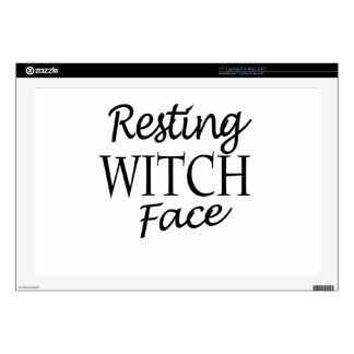 """witch 17"""" laptop decals"""