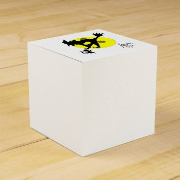 Halloween Themed Witch 1 favor box