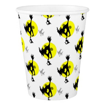 Halloween Themed Witch 1 paper cup