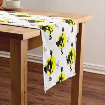 Halloween Themed Witch 1 short table runner