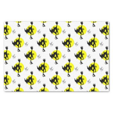 Halloween Themed Witch 1 tissue paper