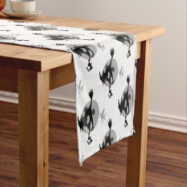 Halloween Themed Witch 2 short table runner