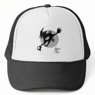 Halloween Themed Witch 2 trucker hat