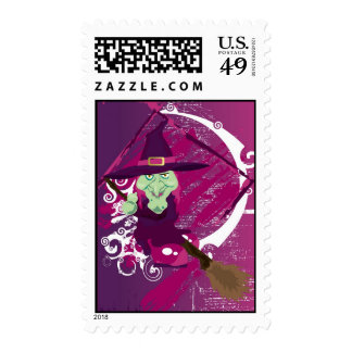 Witch 4 postage