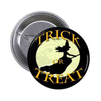 witch-across-the-moon-stamp pinback button