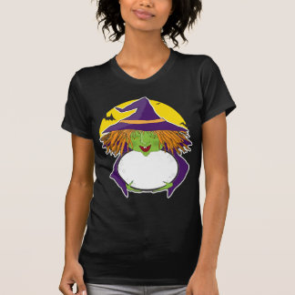Witch and Cauldron Shirt