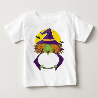 Witch and Cauldron Tee Shirt