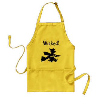 Witch Apron, Wicked! Adult Apron