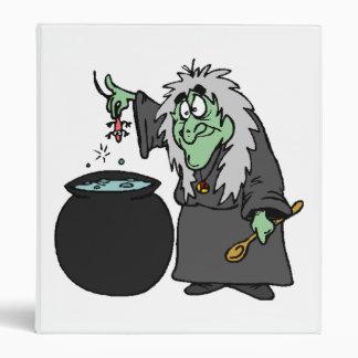 Witch Binder