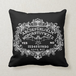 Witch Board pillow