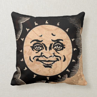 Witch Board Sun Pillow