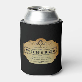 Witch Brew Can Cooler