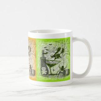Witch Brew Halloween Mug