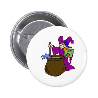 Witch brewing Instant Spells Pin
