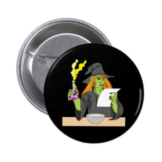 Witch brewing postion pin