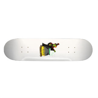 Witch brewing Potion Skateboard