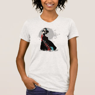Witch Bride T Shirt