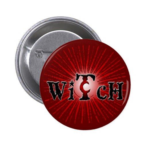 Witch Burst Button