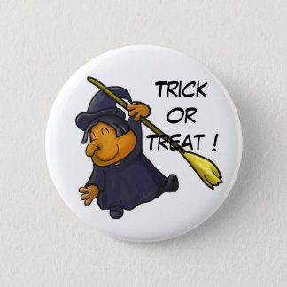 Witch Button
