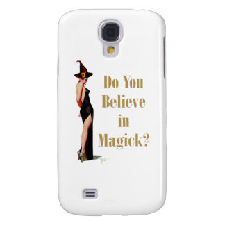 Witch Samsung Galaxy S4 Covers