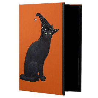 Witch Cat Case For iPad Air