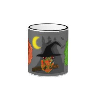 witch club ringer coffee mug