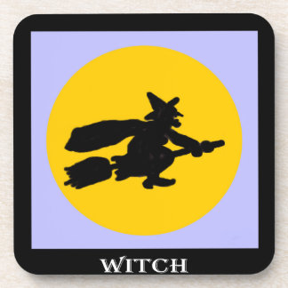 Witch Drink Coasters