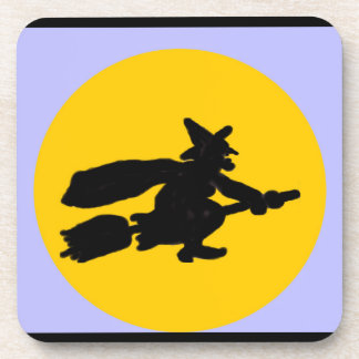 Witch Beverage Coasters