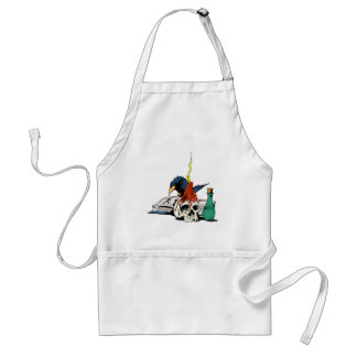 Witch Craft Adult Apron