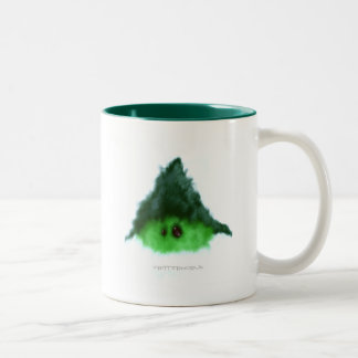 Witch Critter Two-Tone Coffee Mug