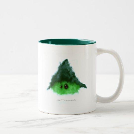 Witch Critter Two-Tone Coffee Mug