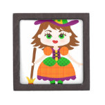Witch cutie premium trinket box