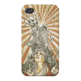 WITCH DEATH CASE FOR iPhone 4