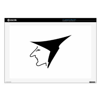 """Witch Decals For 17"""" Laptops"""