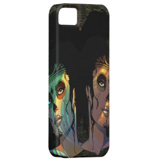 Witch Doctor 4 Iphone Case