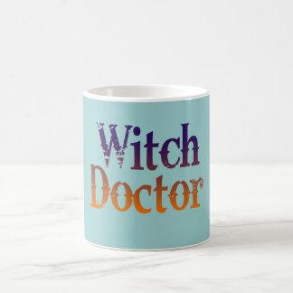 Witch Doctor Coffee Mug