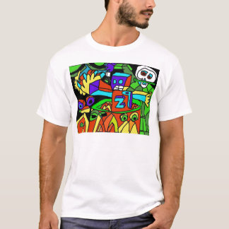 Witch Doctor Dinner T-Shirt