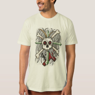 Witch Doctor Men's T Natural T-Shirt