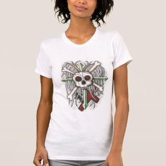 Witch Doctor Tan T for Women T-Shirt