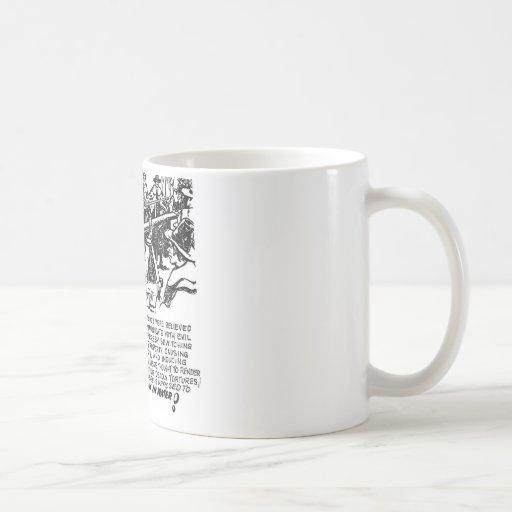 Witch Dunking Coffee Mug