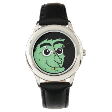 Witch Face Watch