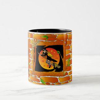 Witch gallery_mug Two-Tone coffee mug