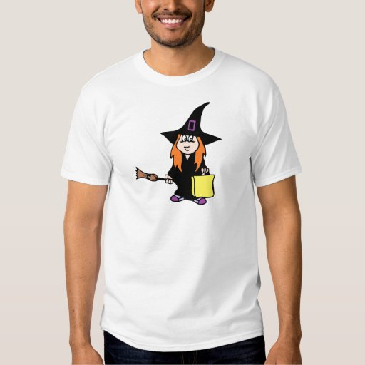 witch girl tshirts