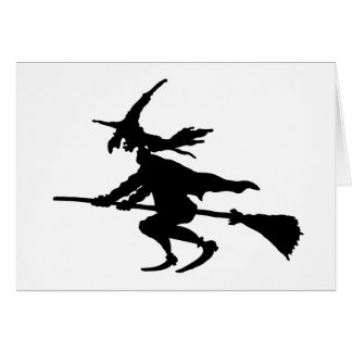 Witch Greeting Cards
