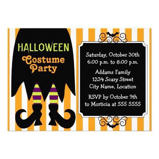 Halloween Potluck Invitation Wording as good invitation sample