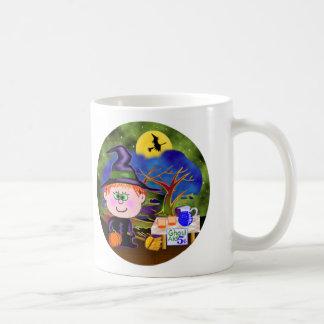 Witch Halloween Mug